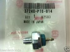 Genuine OEM Honda Engine Oil Pressure Switch 37240-PT0-014