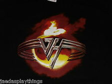 Van Halen Tour Shirt 2004 Concert Size XL FREE US Shipping