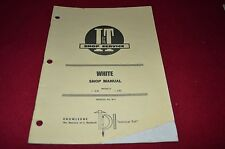 White 2-62 2-45 Tractor I & T Shop Manual GBMD3