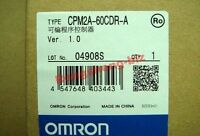 1PC Omron Programmable Controller CPM2A-60CDR-A CPM2A60CDRA PLC New in Box #RS8