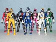Power Rangers Spd Figura Colección Set completo elige tu Ranger..