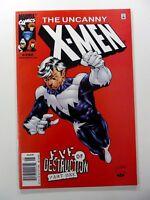 MARVEL Comics UNCANNY X-MEN #392 RARE Newsstand UPC VARIANT VF/NM Ships FREE!