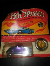 1969 redline hotwheels 36 ford coupe
