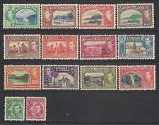 TRINIDAD & TOBAGO  1938-44  definitive set  SG246-256  MM