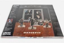 JETHRO TULL   SEALED Benefit & WarChild 2-LP VINYL BOX SET Remixed Steven Wilson