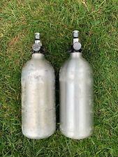 Paintball Gun/Airsoft Air Tank/Bottle 3000Psi 48cu x2