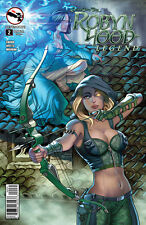 Zenescope GRIMM FAIRY TALES GFT Robyn Hood Legends Issue #2 Cover C Nunes Cover