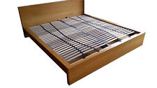 ikea Malm Double King Size Bed Frame