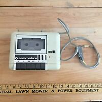 Commodore C2N Cassette Tape Player Recorder - Untested - Vintage
