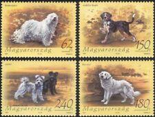 Hungary 2007 Kuvasz/Pumi/Working Dogs/Pets/Animals/Nature 4v set (n35441)