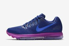 NIKE WOMEN'S  ZOOM ALL OUT  Sz 10.5  Low Deep Royal Blue Hyper Violet