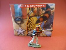 King & Country retired RTA009 - Soldat mexicain tireur debout