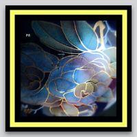 Poster photographie digitale pop art déco surréaliste céramique faïence P8