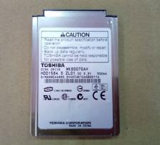"Toshiba 1.8"" 80GB MK8007GAH Hard Drive Portege R100 R200 / IPOD 3TH 4TH GEN"