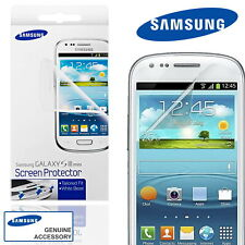 Genuine Samsung Galaxy S3 Mini Screen Protector for Mobile Scratchproof Clear