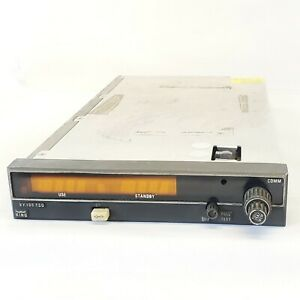 Bendix King KY-196 TSO P/N 064-1019-00 VHF Comm. Transciever w/ Tray *WORKING*