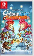 Scribblenauts Showdown (Nintendo Switch) BRAND NEW