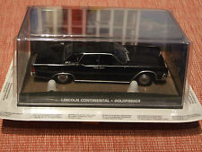 JAMES BOND LINCOLN CONTINENTAL with magazine No 48