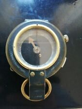 More details for ww1 military prismatic marching compass & case verners pattern  world war i