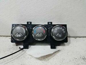 2003-2008 honda element heater ac climate temperature control switch panel OEM