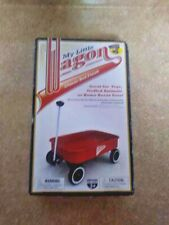 """My Little Red Wagon 12.5"""" x 7.5"""" Multi Use Decoration Candy dish coins plants"""