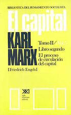 El capital. Libro segundo. NUEVO. Nacional URGENTE/Internac. económico. POLITICA