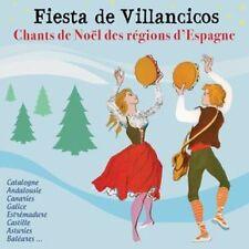 CD Fiesta de Villancicos - Christmas Carols Spanish regions / IMPORT