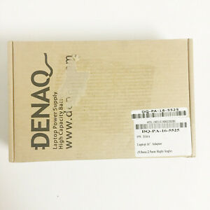 Denaq DQ-PA-16-5525 19V 3.16A LAPTOP AC Adapter Charger - Black - FREE SHIPPING