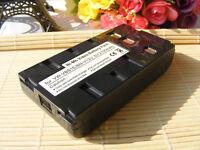 Replacement Battery for JVC VHS-C BN-V11U BN-V12U BN-V12U BN-V14U BN-V15 BN-V18U