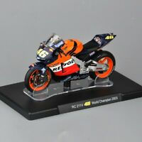 1:18 IXO-Altaya VALENTINO ROSSI World Champion 2003 Motorcycle Model Toy