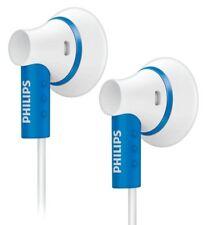 Philips SHE3000BL/10 Extra Bass en Ear Bud auriculares-Azul-Nuevo y Sellado