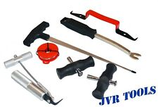 7pc Professional Auto Windshield Wind Glass Removal Tool Kit Remover