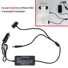 6A Car Charger Battery and Remote Controller For DJI Phantom 4 Pro/Adv Drone RC
