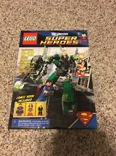 LEGO DC Universe Super Heroes 6862 - Superman vs. Power Armor Lex - Brand NEW!