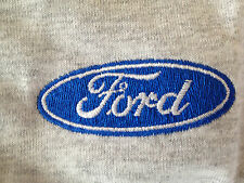 Ford Custom Embroidered Medium 50% Cotton 50% Polyester Youth T-Shirt New