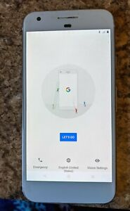 Google Pixel 1 Very Silver 32GB 1st generation 1st gen Verizon