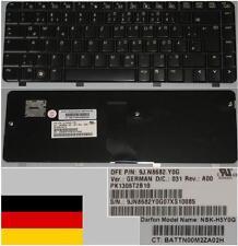 Clavier Qwertz Allemand HP DV3-2000 DV3 NSK-H5Y0G 9J.N8682.Y0G PK1306T2B10 Noir