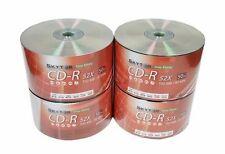 200 SKYTOR A GRADE Blank CD-R CDR Silver Shiny Top 52X 700MB Media Disc