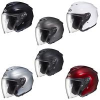 2021 HJC i30 Solid Open Face Street Motorcycle Helmet - Pick Size & Color