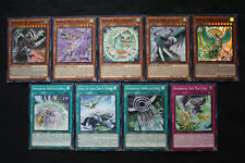 Simorgh deck set (Lord of the Storm, Darkness, Bird of Beginning, Calamity...)