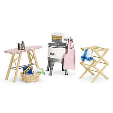 NEW American Girl Kit Washday Set-Retired/NIB