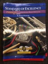 STANDARD OF EXCELLENCE ENHANCED TENOR SAX  BOOK 2