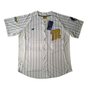 Venezuela: Navegantes del Magallanes Beisbol Baseball Official Jersey