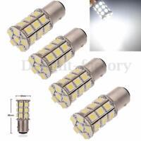 4pcs 1157 BAY15D P21/5W 27 SMD 5050 Car 12V LED Tail Brake Light Bulb Lamp