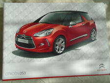 Citroen DS3 range brochure May 2011