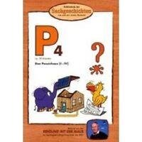 """BIBLIOTHEK DER SACHGESCHICHTEN """"P4 PASSIVHAUS"""" DVD NEU"""