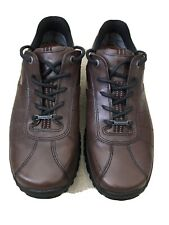 Mens Hotter Shoes Size 8.5 UK Brown **Worn Once**
