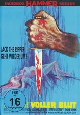 Hammer Edition HÄNDE VOLLER BLUT Hands Of Jack The Ripper 1971 DVD Hardbox A NEU