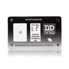 Diamante Blíster 0,23 Ct DD018819 - Davite & Delucchi
