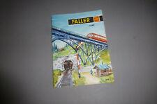 Alter Faller Katalog 1959 50 Seiten ohne Gutschein